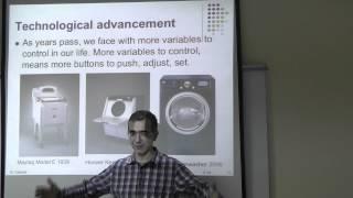 CSE 763 - Human Computer Interaction - Lecture 1 - Mehmet Göktürk
