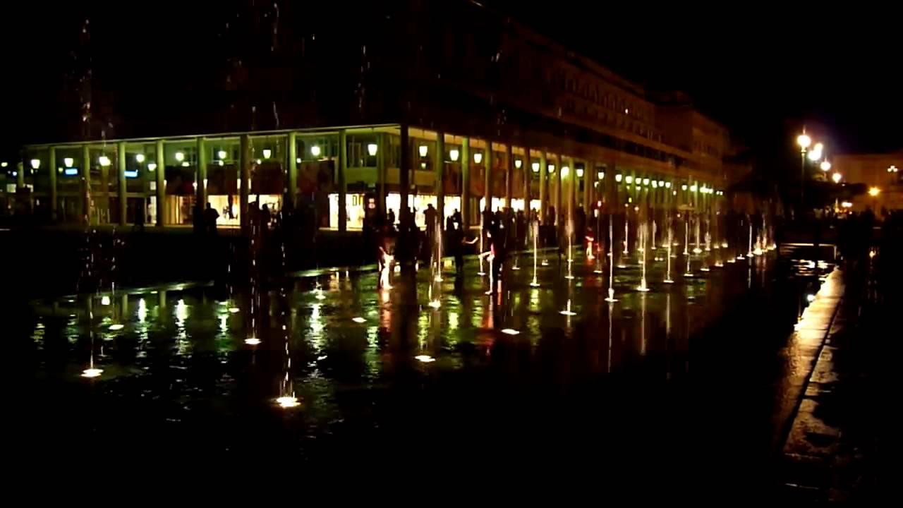 TECTOR ILLUMINAZIONE Reggio Emilia Fontana di Piazza della Vittoria ...