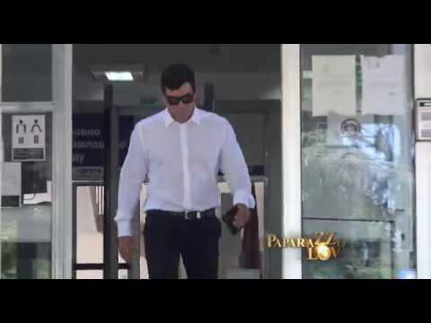 Bahato ponašanje vozača Nataše Bekvalac na suđenju sa Lazukićem