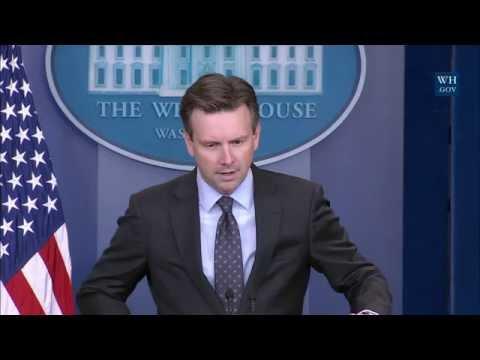 10/6/16: White House Press Briefing