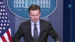 10/6/16: White House Press Briefing