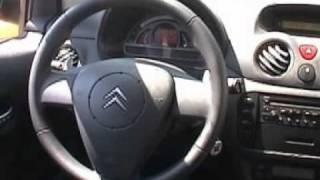 Citroen C2 Test Drive
