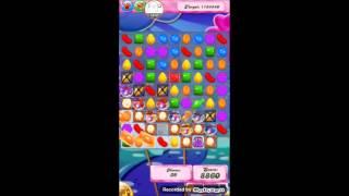 Candy crush saga level 1249 No booster 3 stars