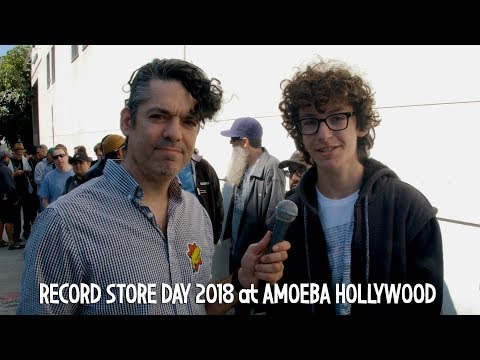 Record Store Day 2018 at Amoeba Hollywood
