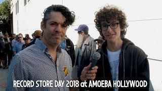Record Store Day 2018 at Amoeba Hollywood
