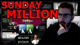 Final 100 SUNDAY MILLION + Final Table $162 Bounty Builder!
