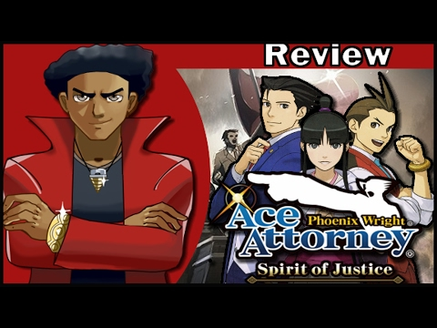 REVIEW: Phoenix Wright: Ace Attorney - Spirit of Justice