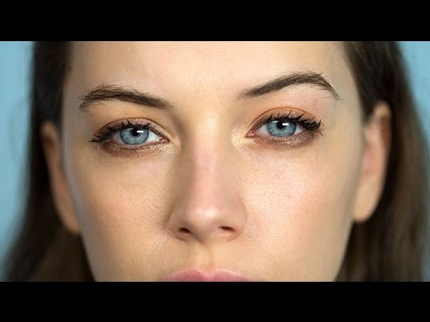 Beauty Focus Eyes: Natural makeup for blue eyes