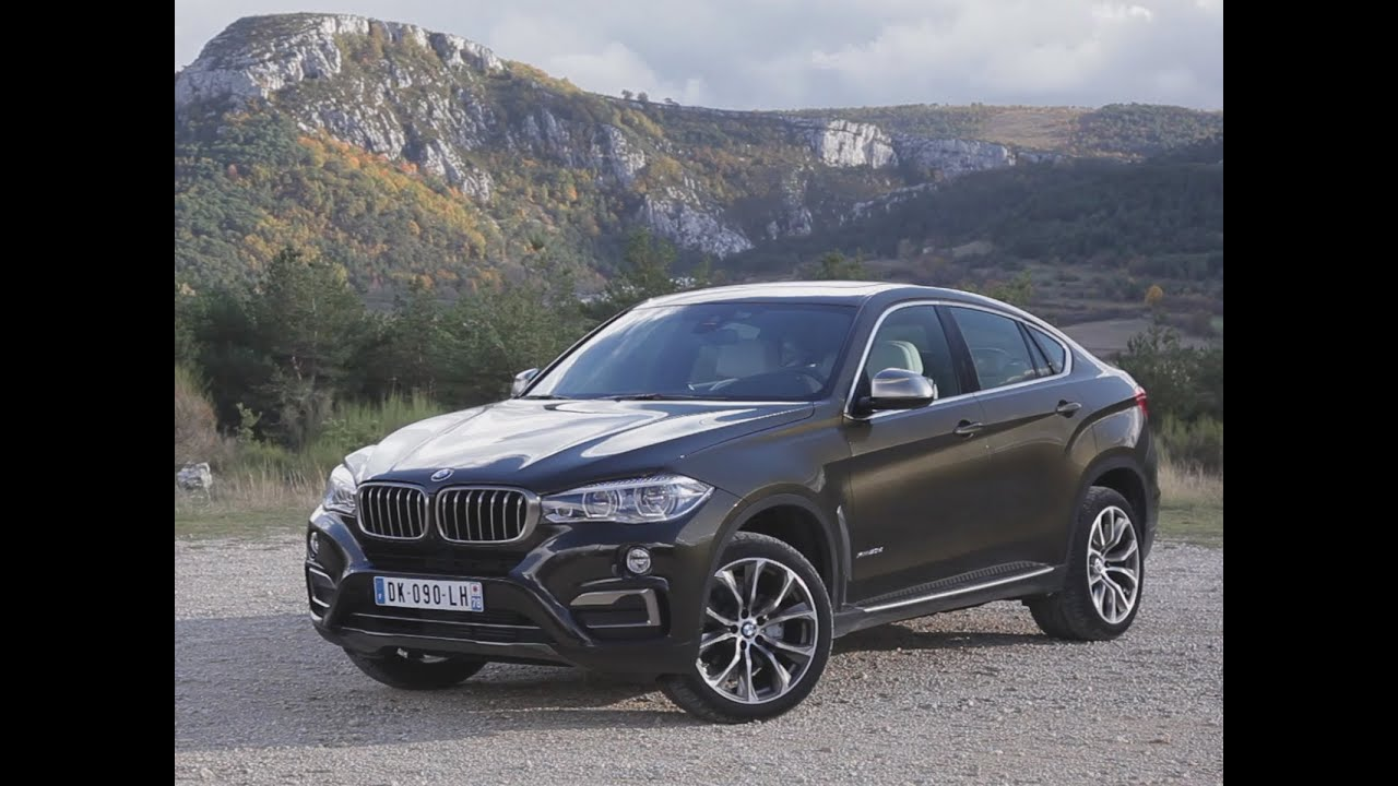 Essai Bmw X6 30d M Sport 2014 Youtube