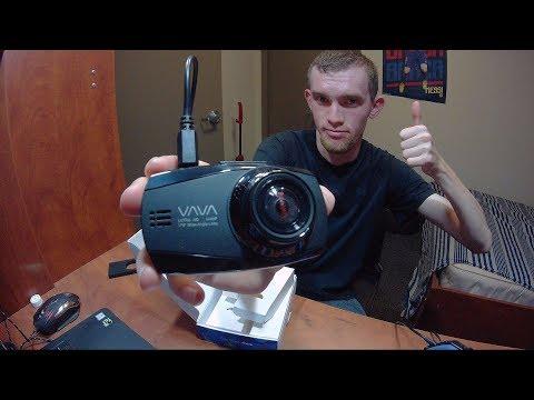 VAVA 1440P 30fps Ambarella Dash Camera VA-CD07 Review