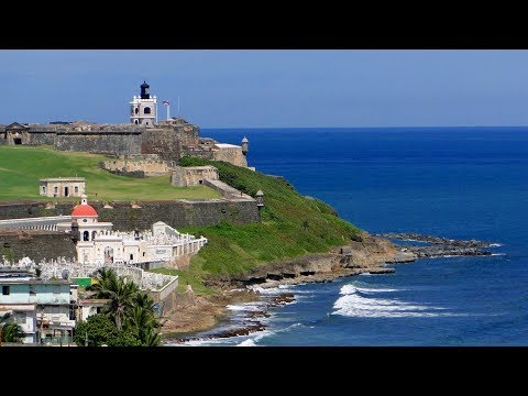 San Juan, Puerto Rico sights HD