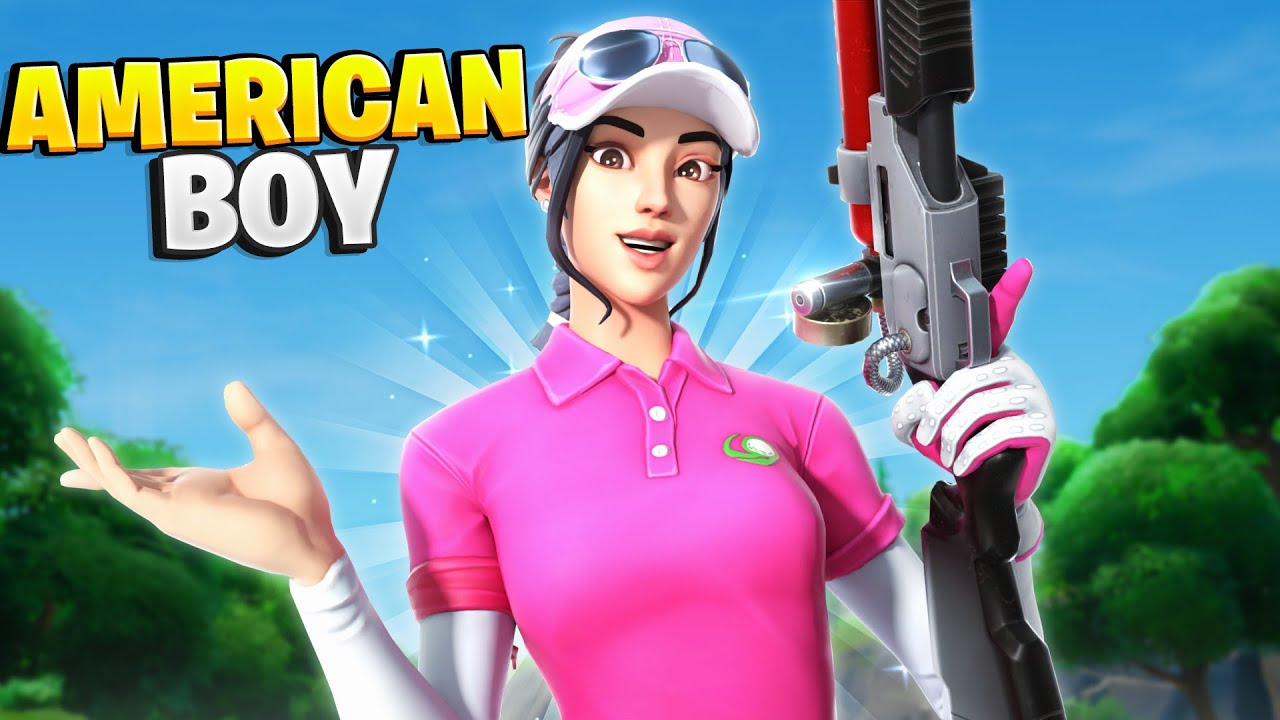 American Boy🏄(Fortnite Montage)