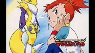 Digimon Tamers Best Tamer 2: Makino Ruki