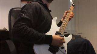 Killswitch Engage - Until The Day (Guitar Cover)