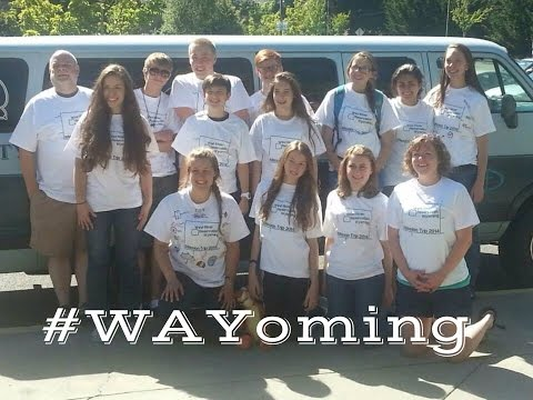 WAYoming Mission Trip 2014 || Wind River Reservation