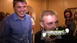 Видеосъёмка в Дзержинске(9200214924).Купание в шампанском