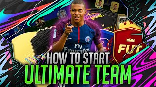The Ultimate Beginners Guide To Starting FIFA 21 Ultimate Team