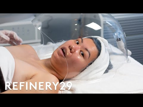 """I Tried The Trendy CBD """"Weed"""" Facial For The First Time 