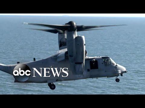 Rescue mission underway for 3 Marines off Australia