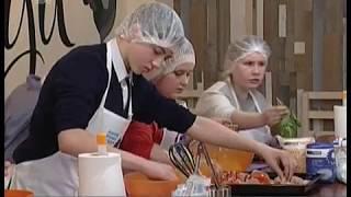 Кулинарные шедевры за 5 минут. Выпускников детских домов научили готовить ресторанные блюда