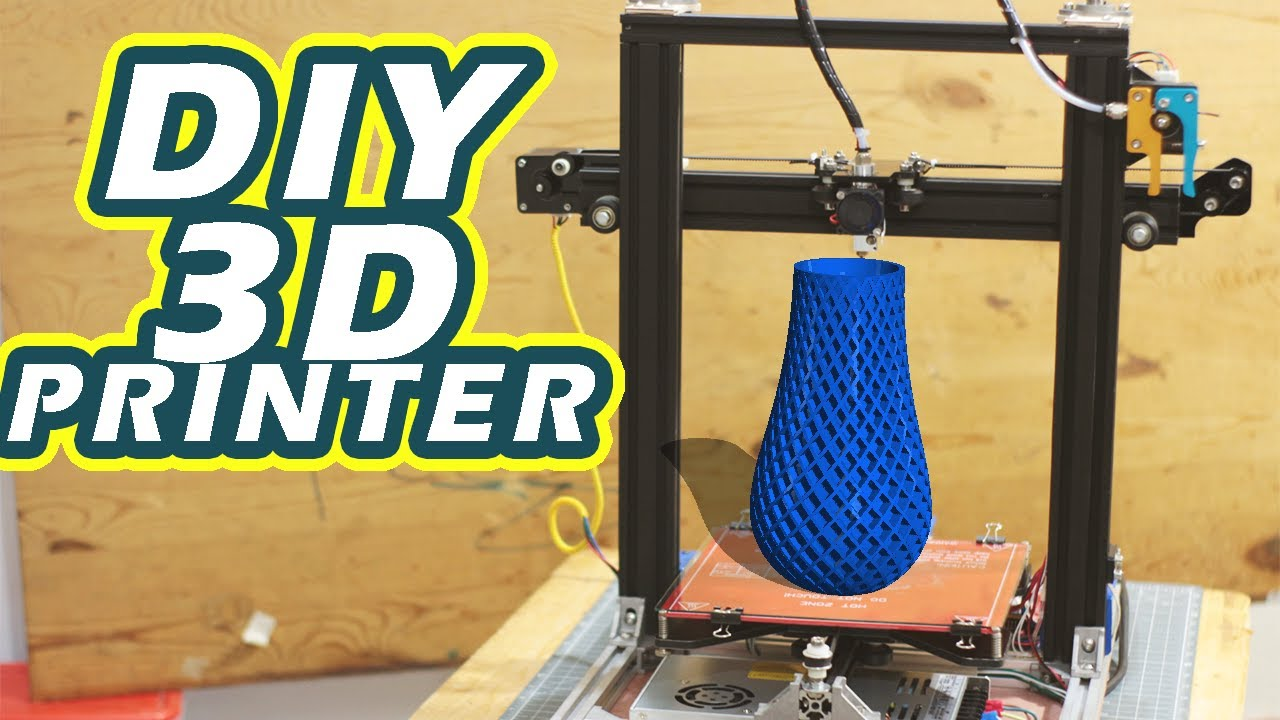 DIY 3D Printer | homemade 3D Printer