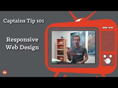 Responsive Web Design 101 - What is it and why do I need it?
