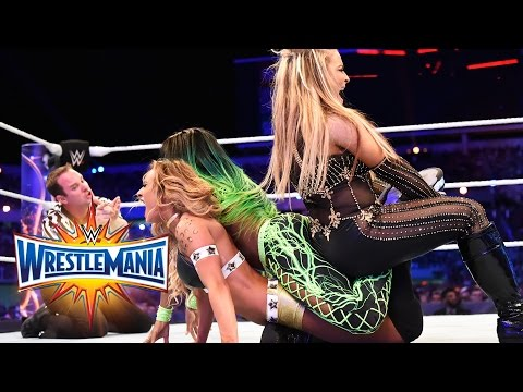Thumbnail: SmackDown Women's Title Six-Pack Challenge: WrestleMania 33 (WWE Network Exclusive)