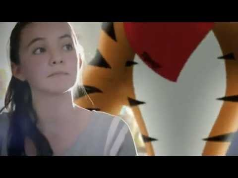 Kellogg's Frosted Flakes TV Commercial, 'Football Family' with Veronica Powers  iSpot tv 2014