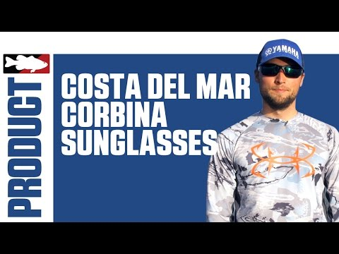 Justin Lucas Talks About the Costa Del Mar Corbina Sunglasses