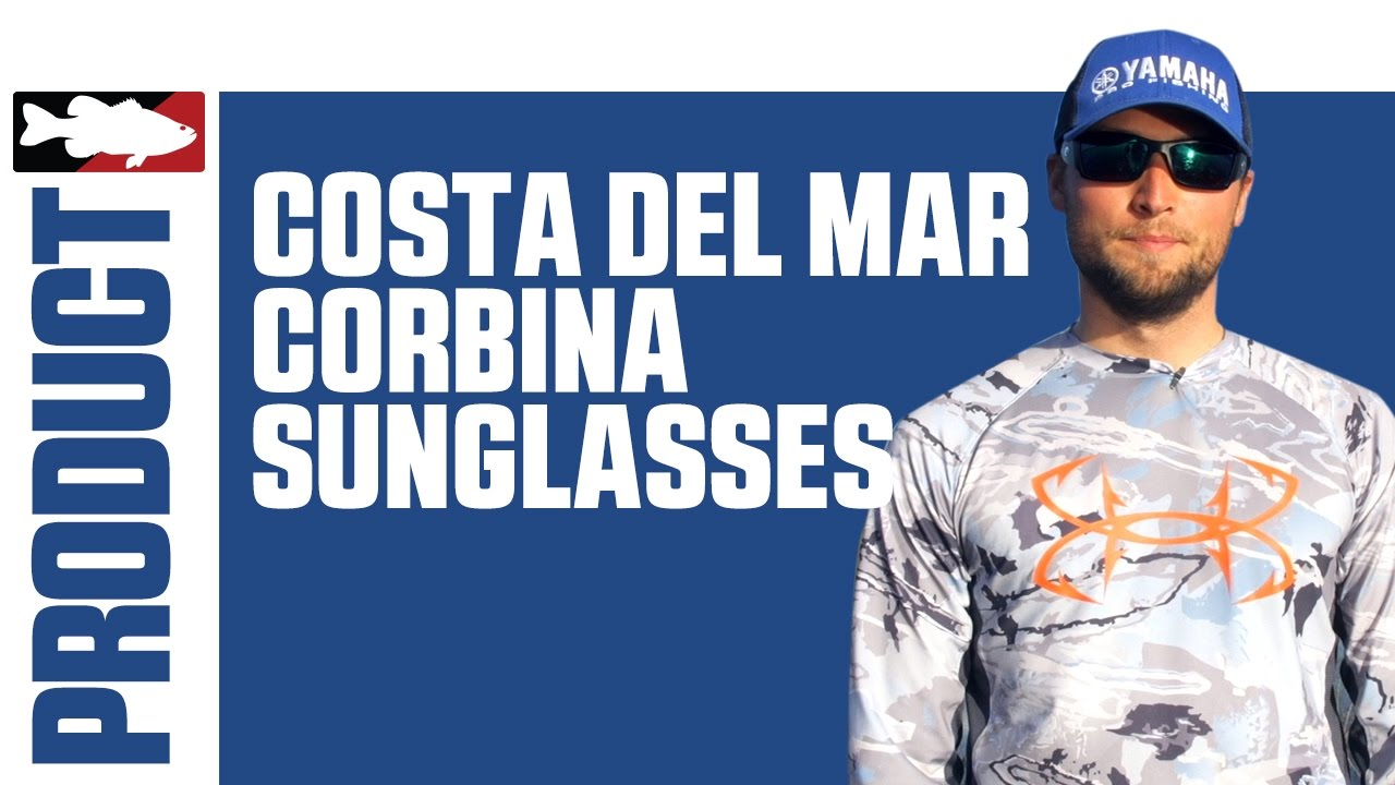 b73d774599 Justin Lucas Talks About the Costa Del Mar Corbina Sunglasses - YouTube