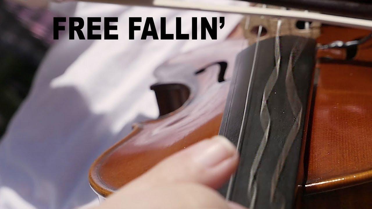 Free Fallin' by Tom Petty | Rob Landes Violin Cover