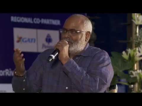 In Conversation With SadhguruM M Keeravani