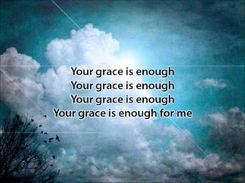 Your Grace is Enough - Matt Maher (with lyrics) - YouTube