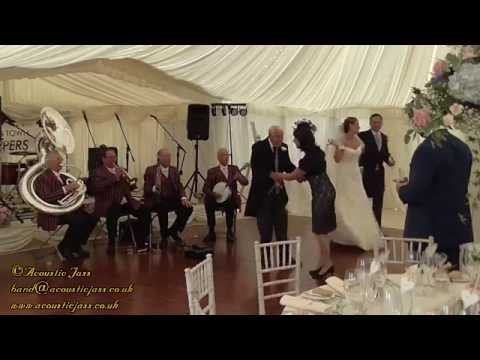 Glenn Miller Medley - played by Acoustic Jass at a wedding reception