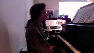Piano Technique: 4-note Arpeggios played in inversions