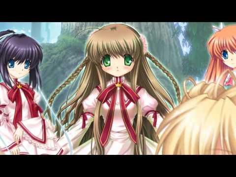 Rewrite Visual Novel OP VS. Rewrite Anime OP (Philosophyz)