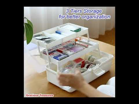 Big Capacity Multi Purpose Storage Box