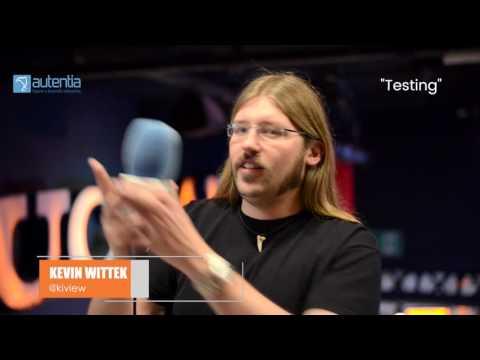 """Testing"" Greach 2017 Madrid interviews"