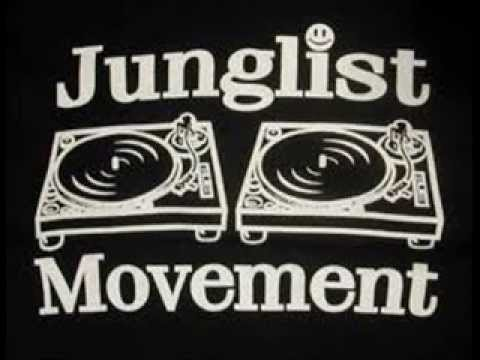 Old Skool Jungle Mix (Mixed By Blazeitdown)