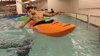 How to Hand-Roll a Kayak