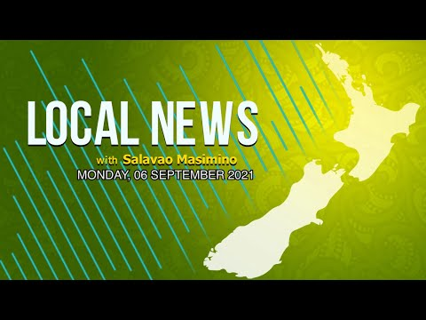 NZ Local News (06 SEP 2021) - Radio Samoa
