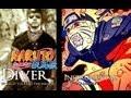 Naruto Shippuuden Opening 8 Diver Guitar Instrumental