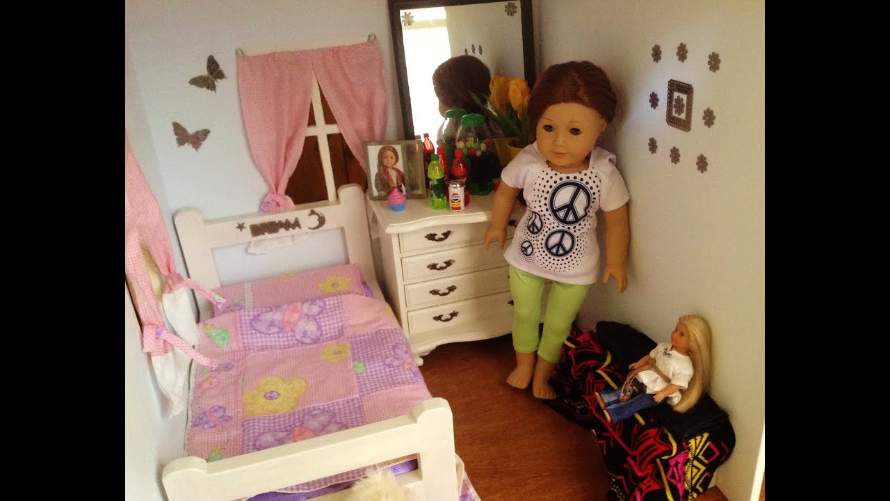 American Girl Doll Room Tour Agoverseasfan