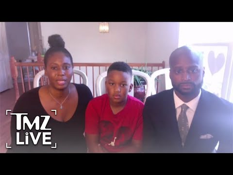 Baltimore Family Discriminated Against Over Dress Code Announce Lawsuit | TMZ Live