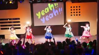 新曲。2015/09/26 渋谷DUO。 一周年ワンマンにてお披露目。 原宿戦隊神...