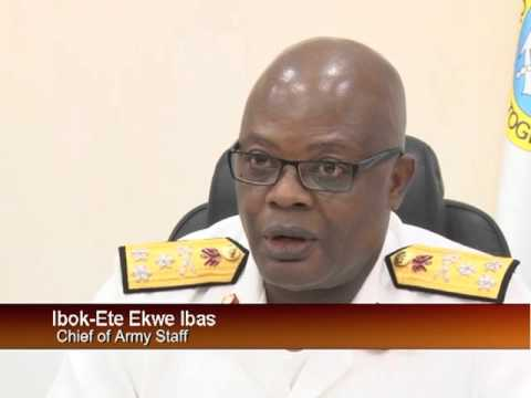 Chief Of Naval Staff Speaks On The Exploits Of The Nigeria Navy To Curb Crude-Oil Theft