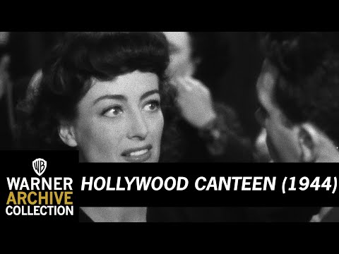 Hollywood Canteen (1944) – Joan Crawford Cameo