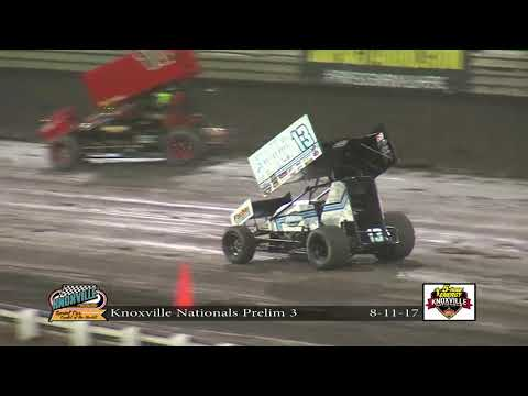 Knoxville Nationals Crashes from Friday