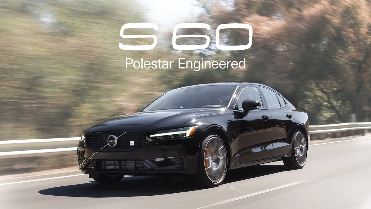 2020 Volvo S60 Polestar Engineered Review Twincharged Hybrid