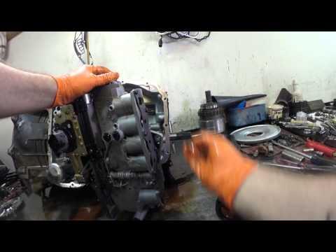 Solenoid Pack Replacement 99-04 Jeep Grand Cherokee 45RFE